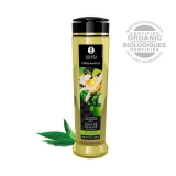 Shunga Massage Oil Organica Erotic Green Tea 240ml