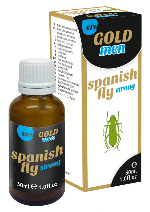 Spanish Fly GOLD Men 30ml