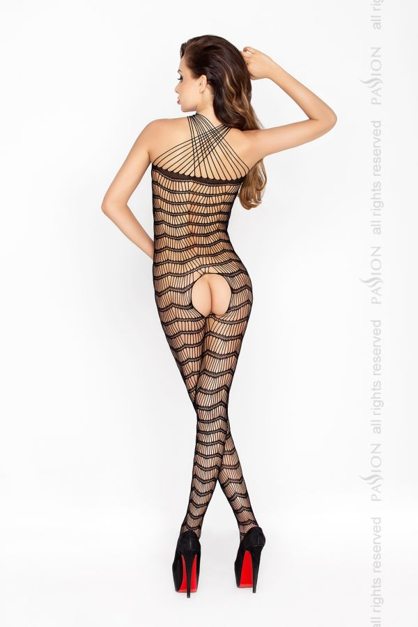 Passion Bodystocking BS022 black