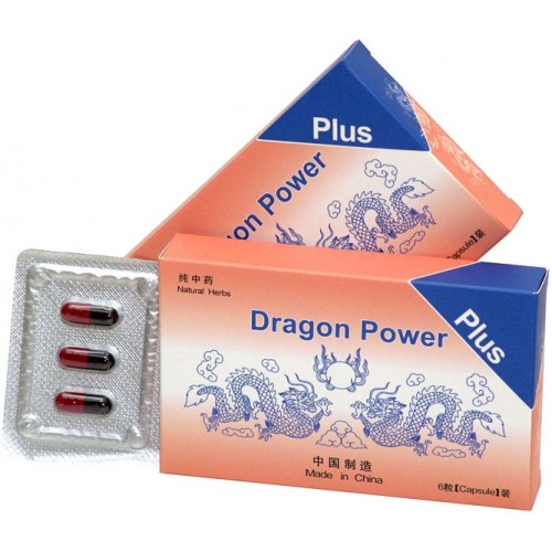 Dragon Power Plus 6ks
