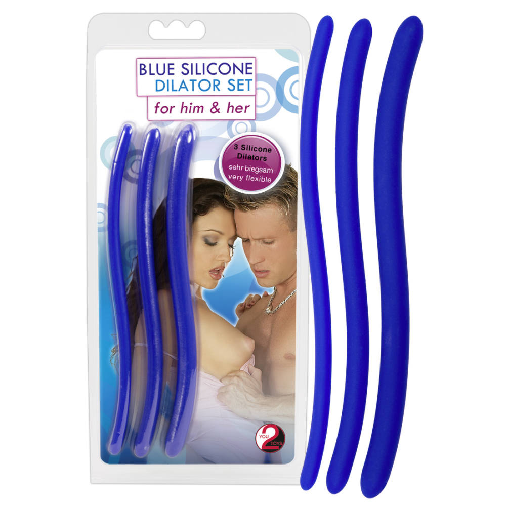 You2Toys Silicone Dilator Set 3 pcs