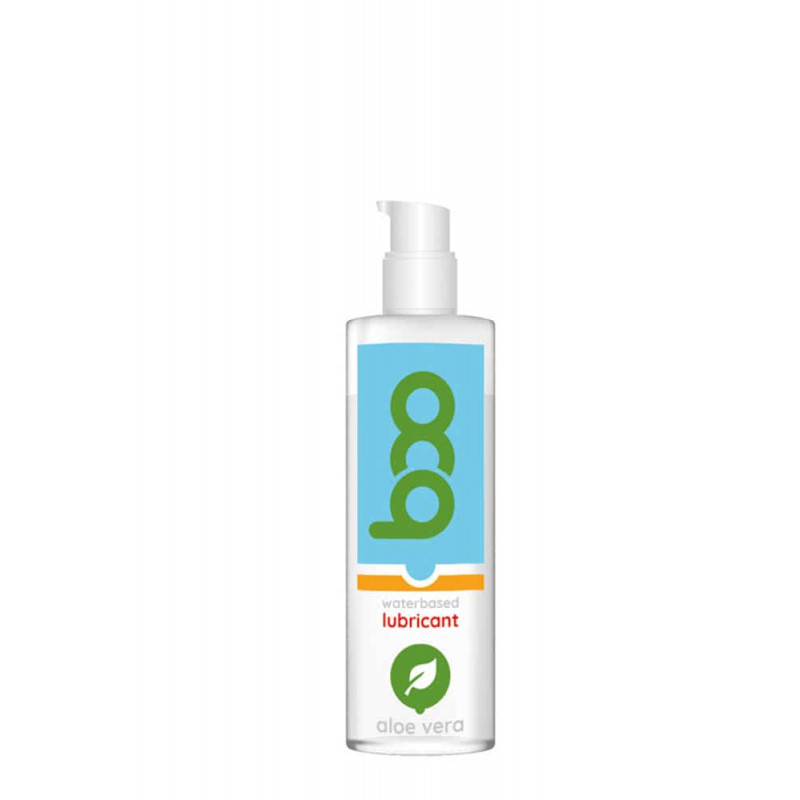 BOO WATERBASED LUBRICANT ALOE VERA 150ML