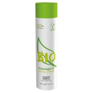 HOT Bio Massage Oil Ylang Ylang 100ml