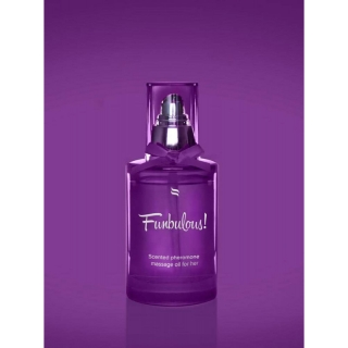 Obsessive Scented Pheromone Massage Oil for Her Funbulous! 100ml