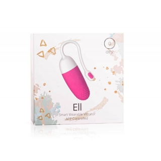 Elity Ell Pink - Smart Wearable Vibrator