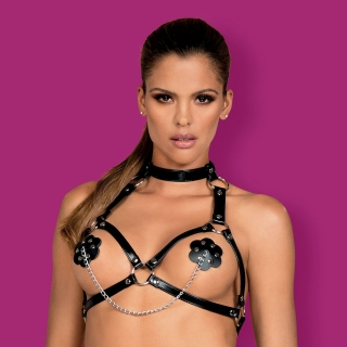 Obsessive A740 Harness black